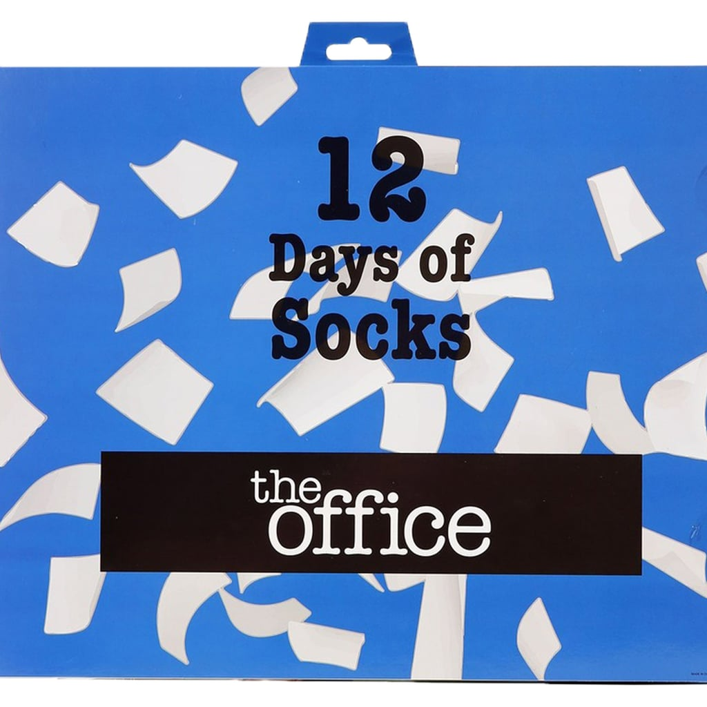 The Office Dunder Mifflin Sock Advent Calendar For Christmas