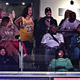 Rihanna and Hassan Jameel Pictures