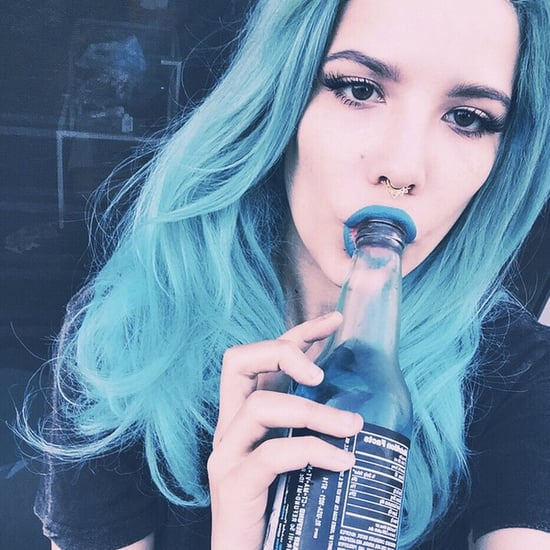 Halsey's Best Beauty Looks