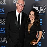 Julia Louis-Dreyfus and Brad Hall: 31 Years