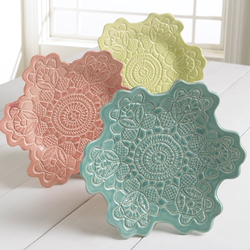 Lace Pottery