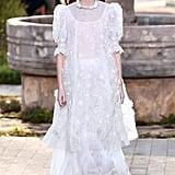 The Modest Boudoir Chanel Bride