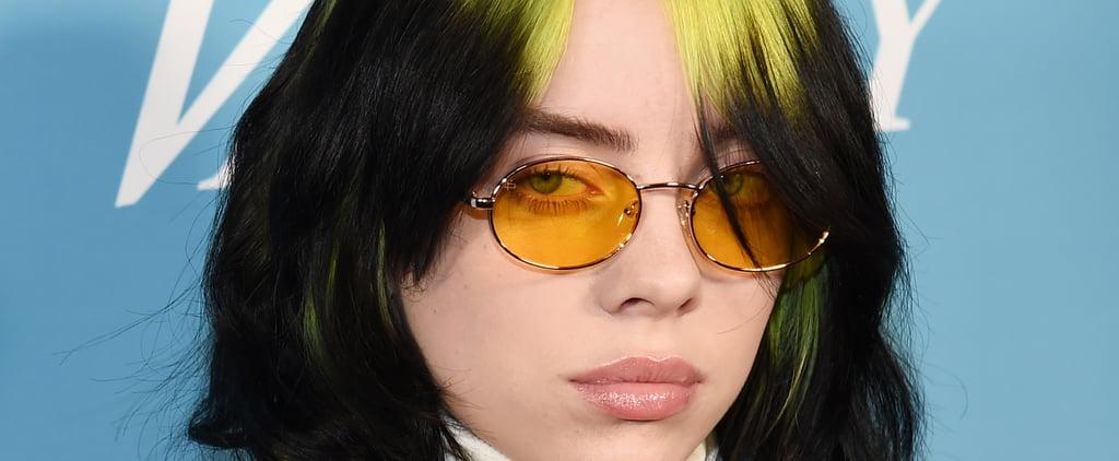 Billie Eilish's Natural Hair Colour