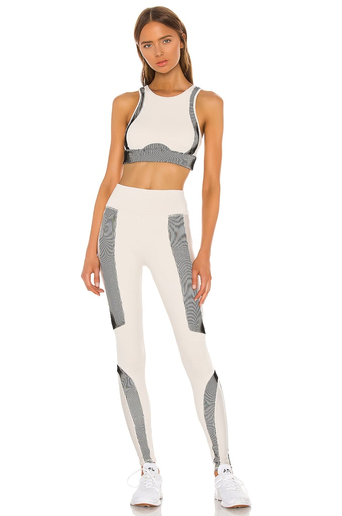 Alo Electric Sports Bra and Legging