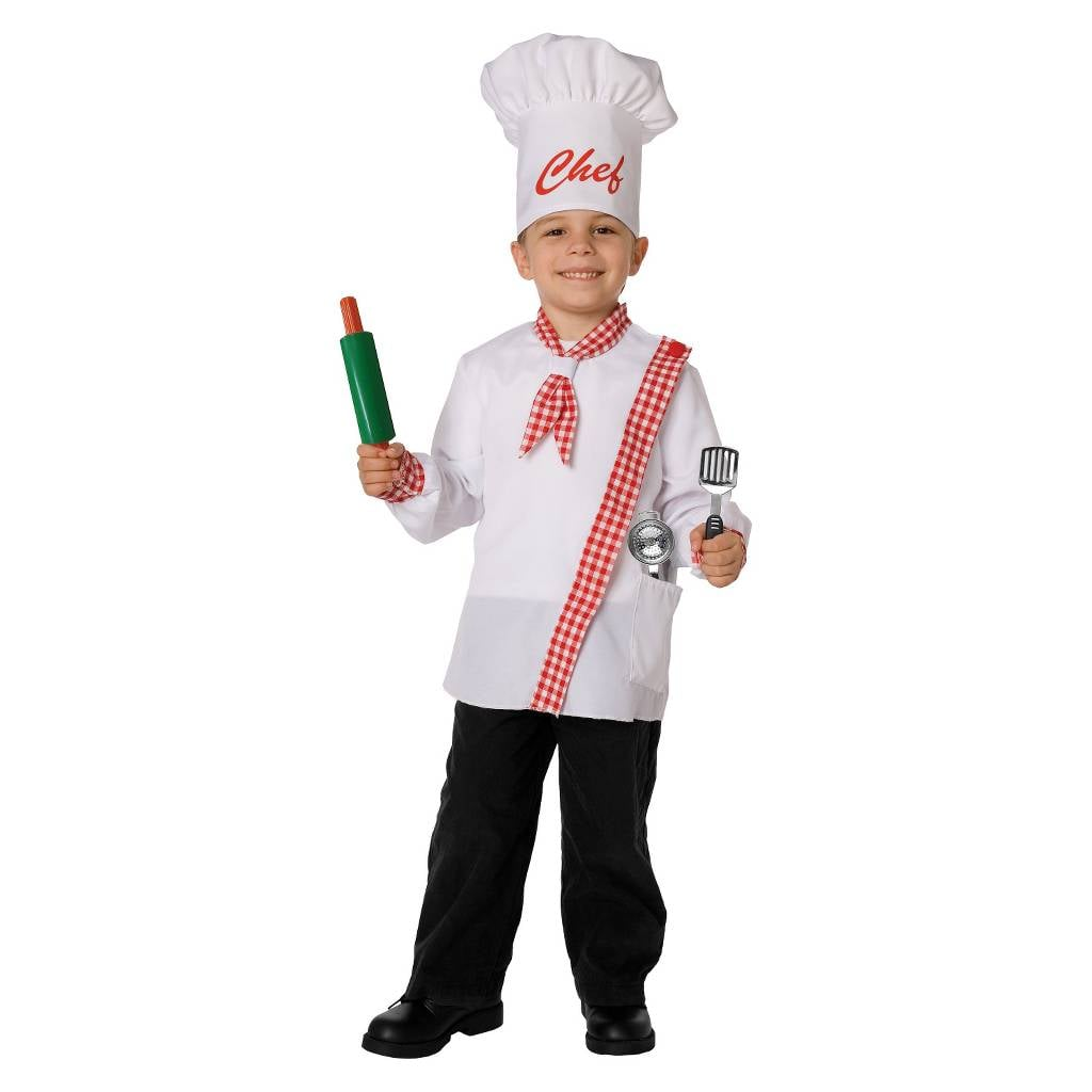 Chef Costume ($30)  sc 1 st  Popsugar & Chef Costume ($30) | Kidsu0027 Halloween Costume Ideas | POPSUGAR Moms ...