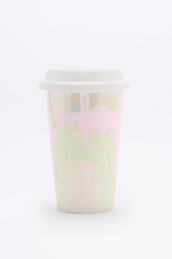Iridescent Travel Mug (£10)