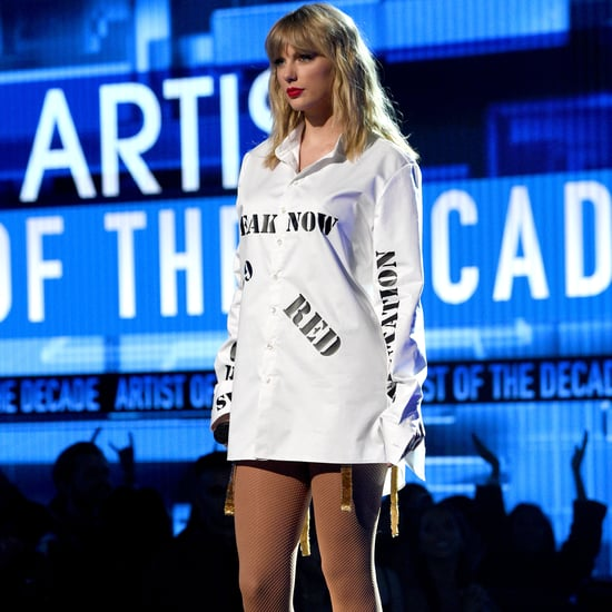 Taylor Swift American Music Awards 2019 Stage Outfit