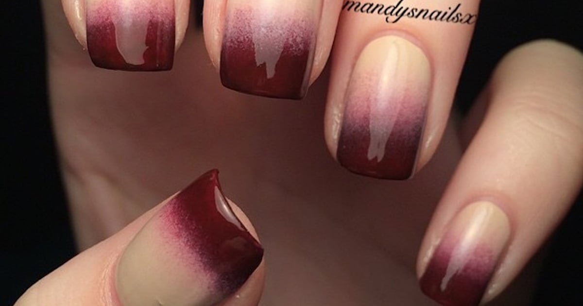 18 Scarily Easy Halloween Nail Art Ideas to Try at Home.jpg
