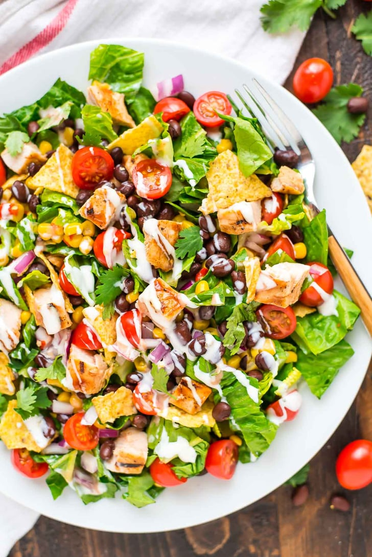 Bbq Chicken Salad Panera Bread Copycat Recipes