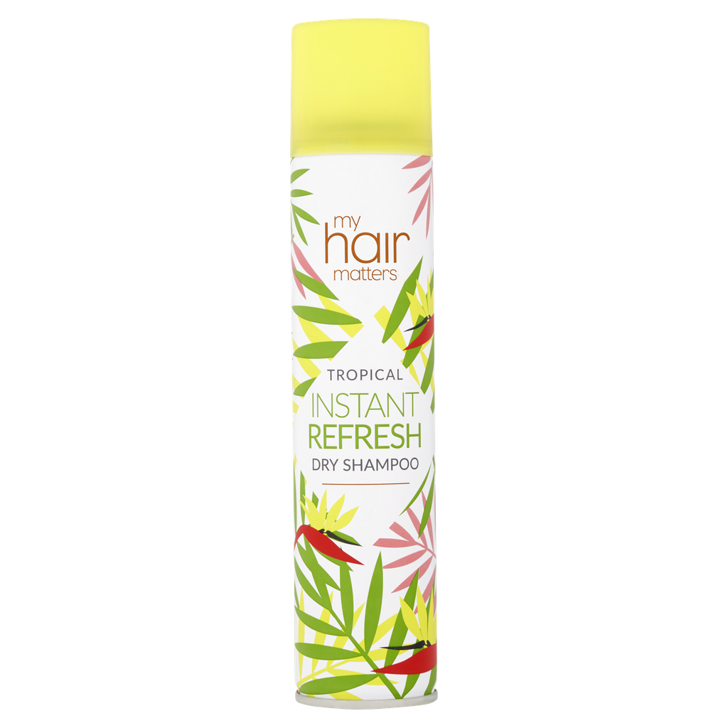Sainsbury's My Hair Matters Tropical Dry Shampoo