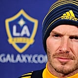 """David Beckham Leaves the LA Galaxy in  Search of """"One Last Challenge"""""""