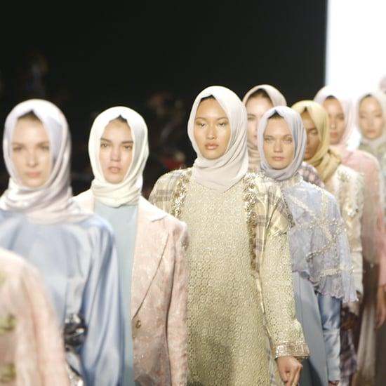 Hijab Designer Anniesa Hasibuan Makes Fashion Week History
