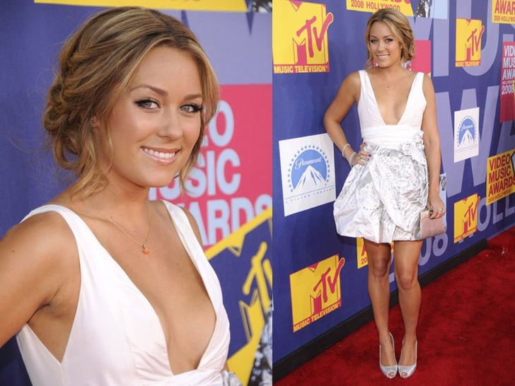 MTV Video Music Awards: Lauren Conrad | POPSUGAR Fashion