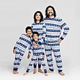 Target Frozen Holiday Olaf Fairisle Pajama Set