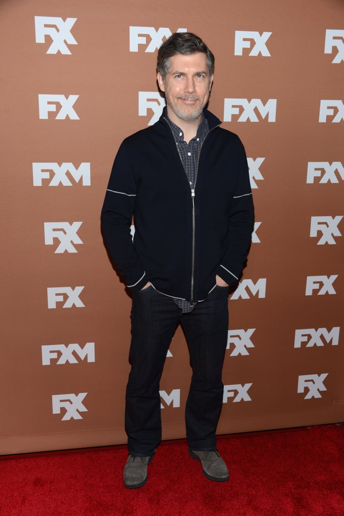 Chris Parnell attended the event.