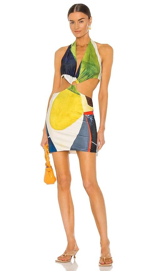 Farai London Gaia Mini Dress