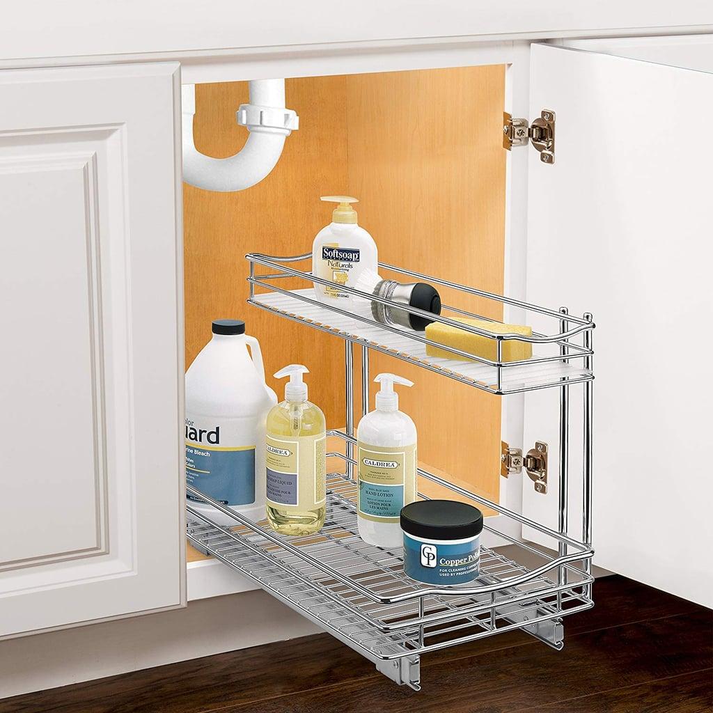 Best Bathroom Organizers From Amazon   POPSUGAR Family