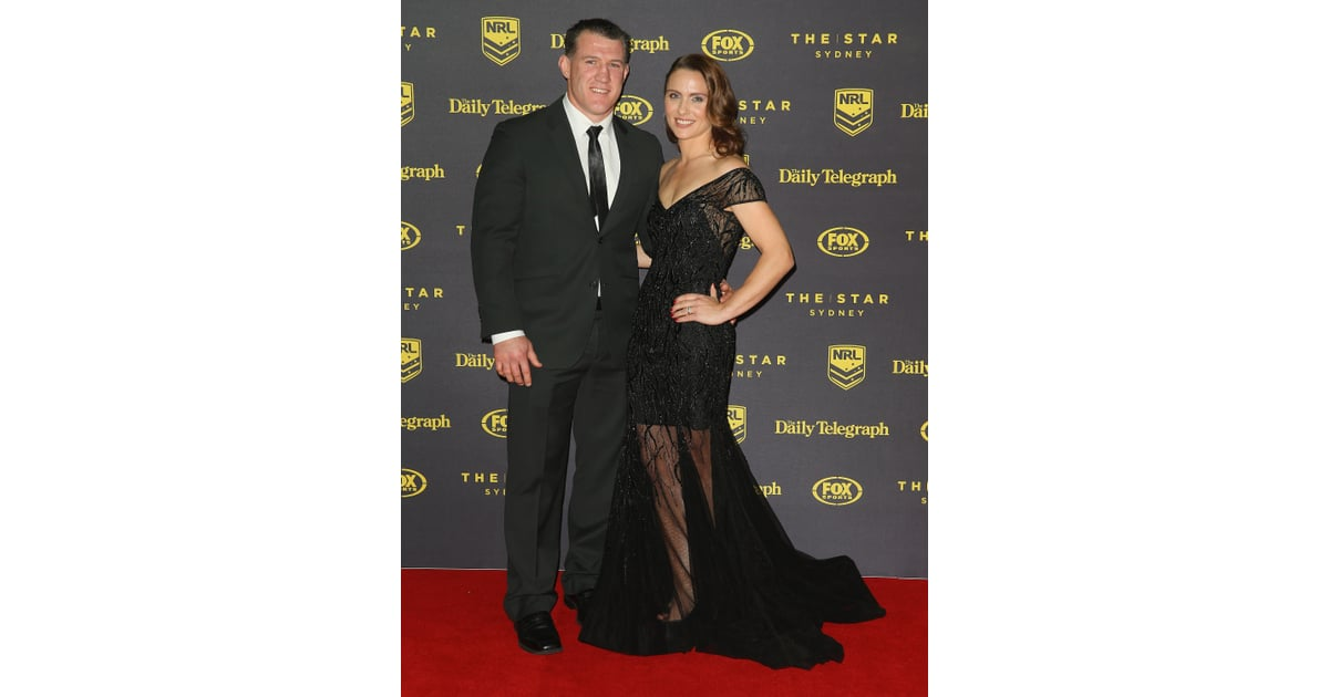 Paul And Anne Gallen Australian NRL WAGs And Couples On