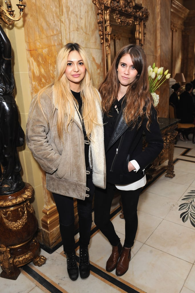 Zara Martin and Jade Williams