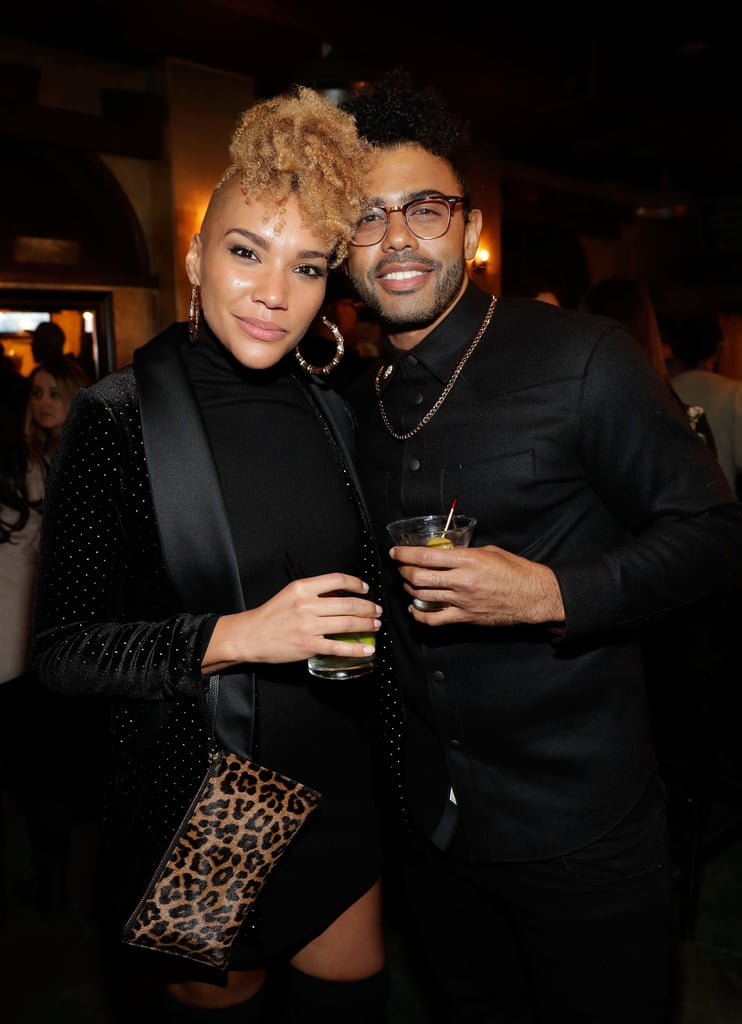 Emmy Raver-Lampman has gained a large fanbase for her role as Allison Hargreeves on The Umbrella Academy, but before joining the Netflix series, she was in Broadway's Hamilton. In fact, the award-winning musical is actually where she met her current boyfriend, Daveed Diggs. While Daveed originated the roles of Marquis de Lafayette and Thomas Jefferson in 2015, Emmy was one of the the ensemble members in the original cast. Though the two hung out a few times (as evidenced by their Instagram photos), they didn't actually start dating until 2019. Since then, they have only made a handful of public appearances together, but they often gush about each other's professional achievements on social media. Ahead, see some of their cutest moments together over the years.       Related:                                                                                                           40 Snaps of the Umbrella Academy Cast Hanging Out, Acting Silly, and Being So Darn Lovable
