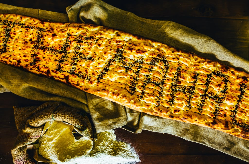 1-Meter-Long Pide at The Mahal, Dubai