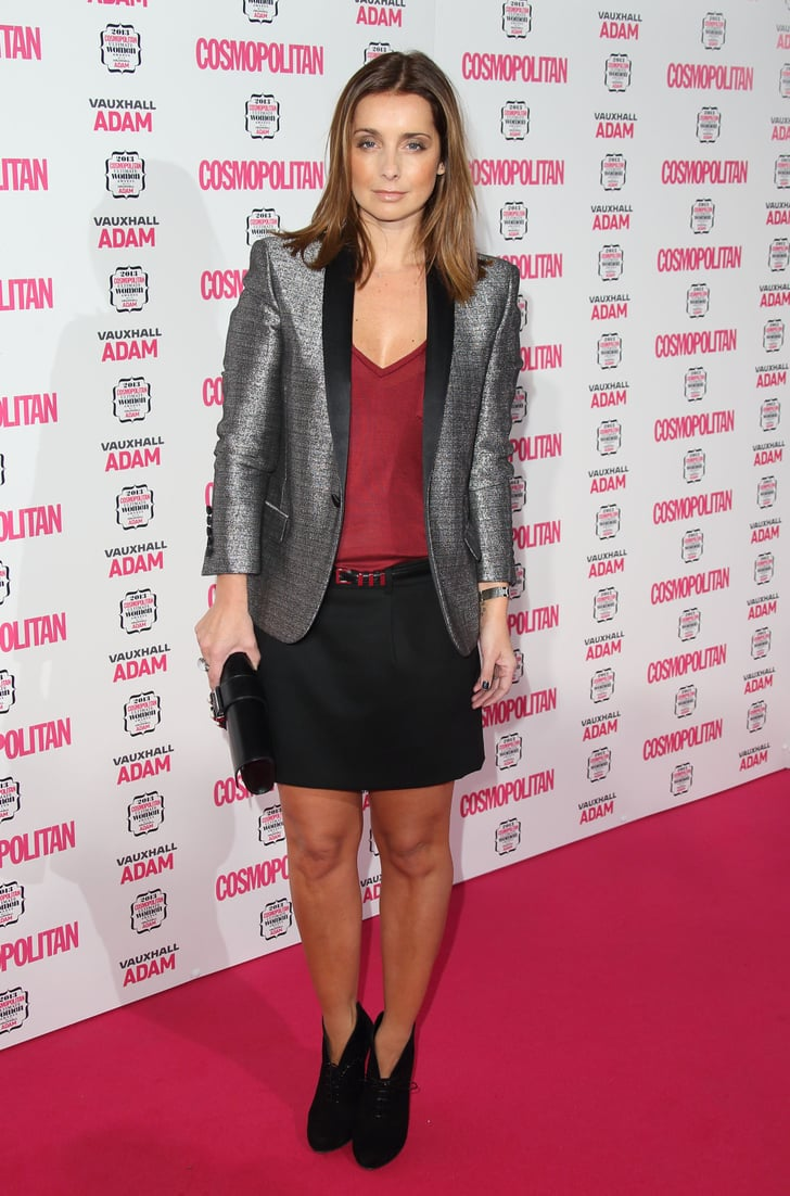 Louise Redknapp Fashion At The Cosmo Ultimate Woman Of