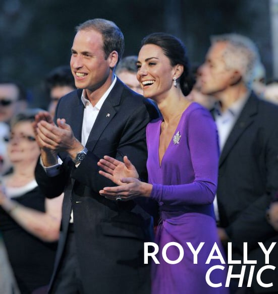 Kate Middleton and Prince William In Canada 2011-07-07 02:15:11