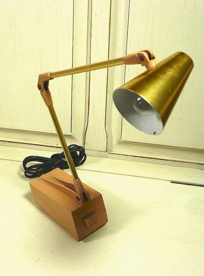 Mid Century Era Tensor Desk Lamp, $25