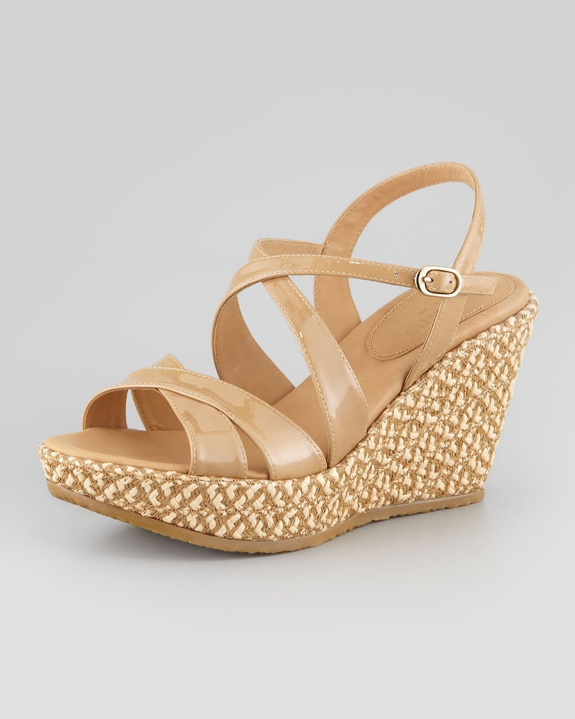 Eric Javits Effie Braided Wedge