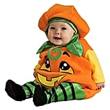 Infant Pumpkin Jumper Costume 6-12M