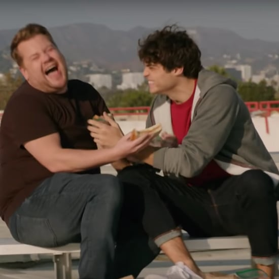 James Corden's To All the Boys I've Loved Before Spoof Video