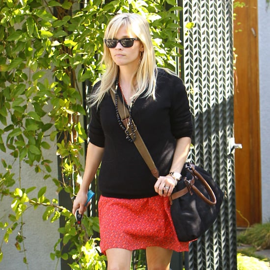 Reese Witherspoon Miniskirts