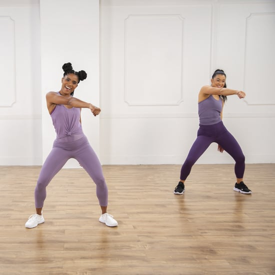 30-Minute Dance Cardio Workout To Feel Good