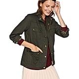 J. Crew Mercantile Women's Field Jacket