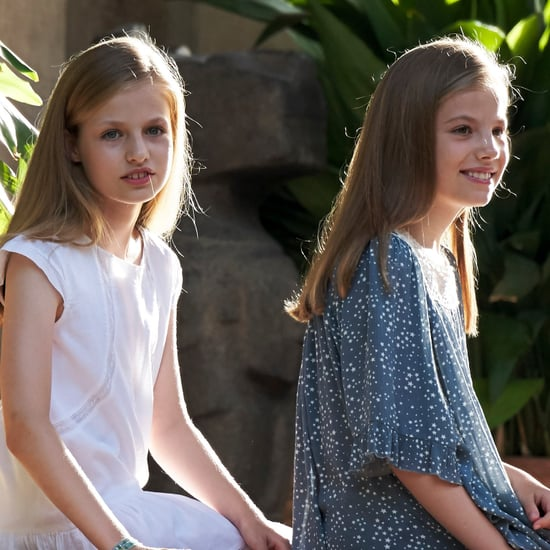 The Meaning Behind Princess Leonor and Infanta Sofia's Names