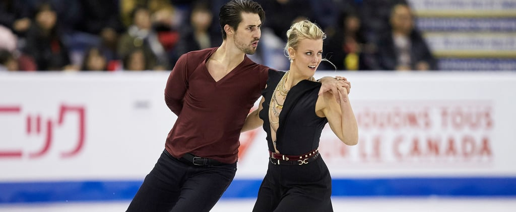 """Shallow"" Ice Dancing Routine at Skate Canada 2019 