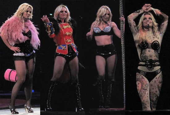 04/03/2009 Britney Spears Circus Show