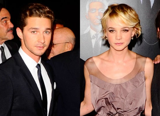 Shia LaBeouf and Carey Mulligan Have Reportedly Split Up