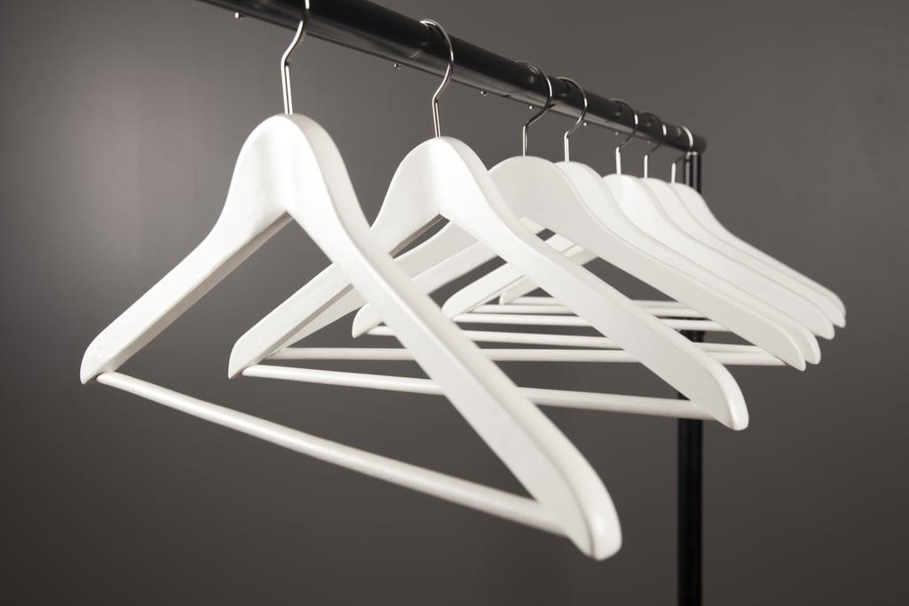 Organize empty closet space