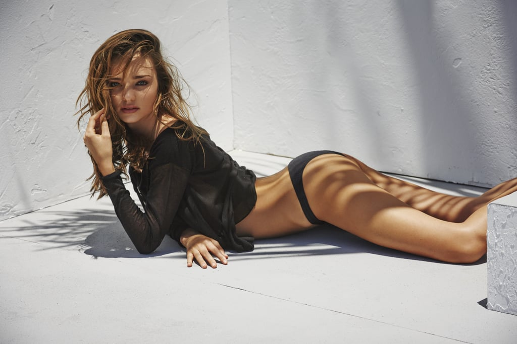 "Miranda Kerr spilled her marriage secrets to Net-a-Porter's The Edit: ""I am quite dominant in my career, so what really works for me when I come home, is to relax more into the feminine side. If you're really an alpha female, you don't allow [your partner] to have the space to feel like the man in the relationship. Maybe I am too traditional, but men feel important when you ask for their help, instead of thinking you can do it all on your own. My mistake in my relationships has been to feel that I can do it all on my own: I don't need a man. That is definitely a mistake."" Source: Net-a-Porter.com"