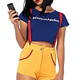 Hipster Snow White Costume ($40)