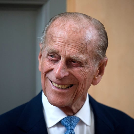 Prince Philip at the Royal Wedding 2018