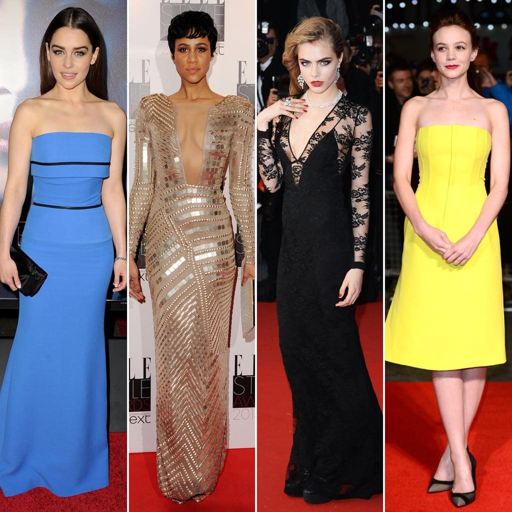 Best-Dressed British Stars of 2013 | Fashion