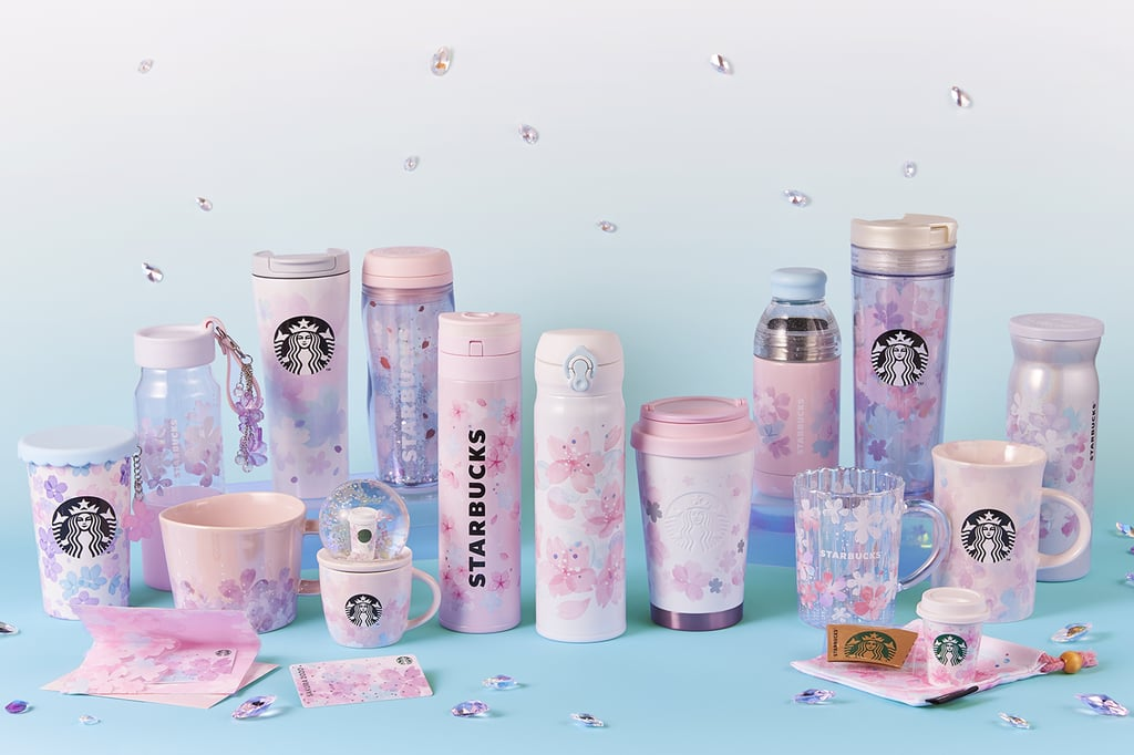 Starbucks Japan Sakura Collection Part 2