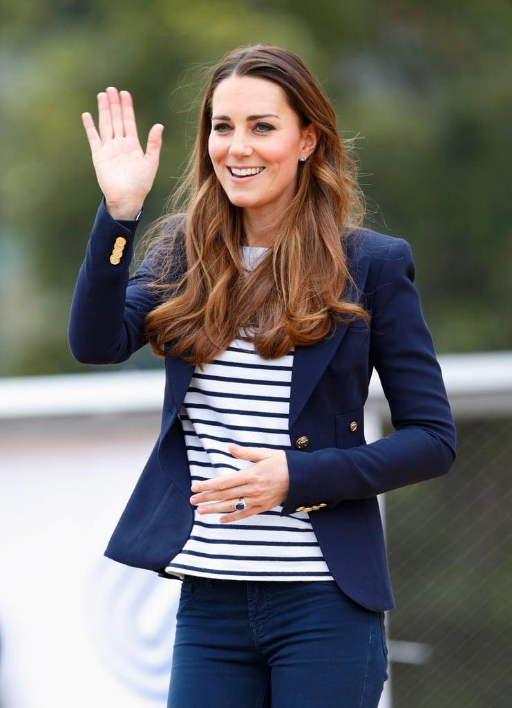 Kate Middleton Duchess Blazer