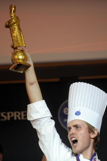 Norway Wins Bocuse d'Or, Team USA Finishes Sixth