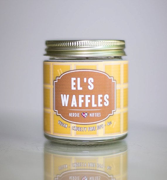 El's Waffles Candle ($6 and up)