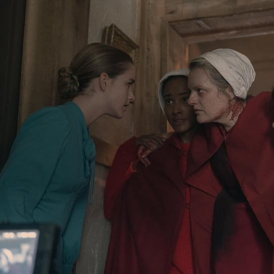 Who Plays Mrs. Esther Keyes on The Handmaid's Tale?