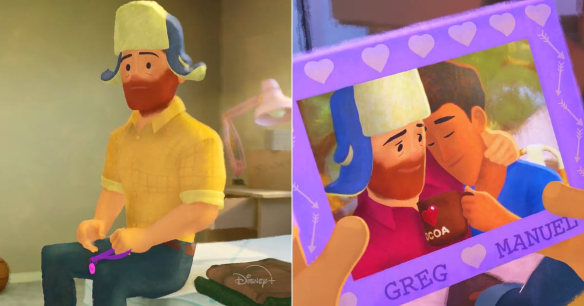Pixar Released a New SparkShorts on Disney+ About Coming Out to Your Parents, and It's So Moving