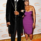 Snoop Lion and Shante Broadus